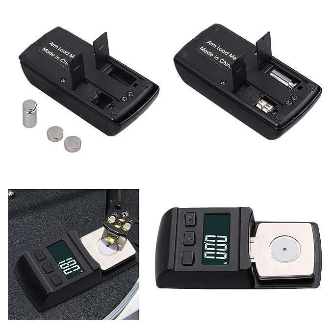 Balanza Digital para Aguja de Tocadiscos Mini Escala Electronica ...