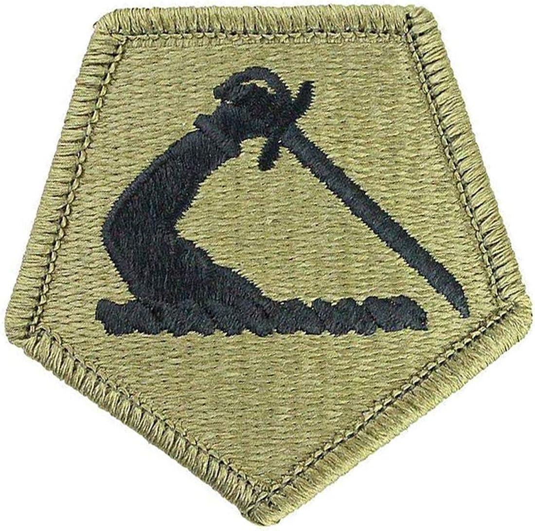 Massachusetts National Guard OCP Patch