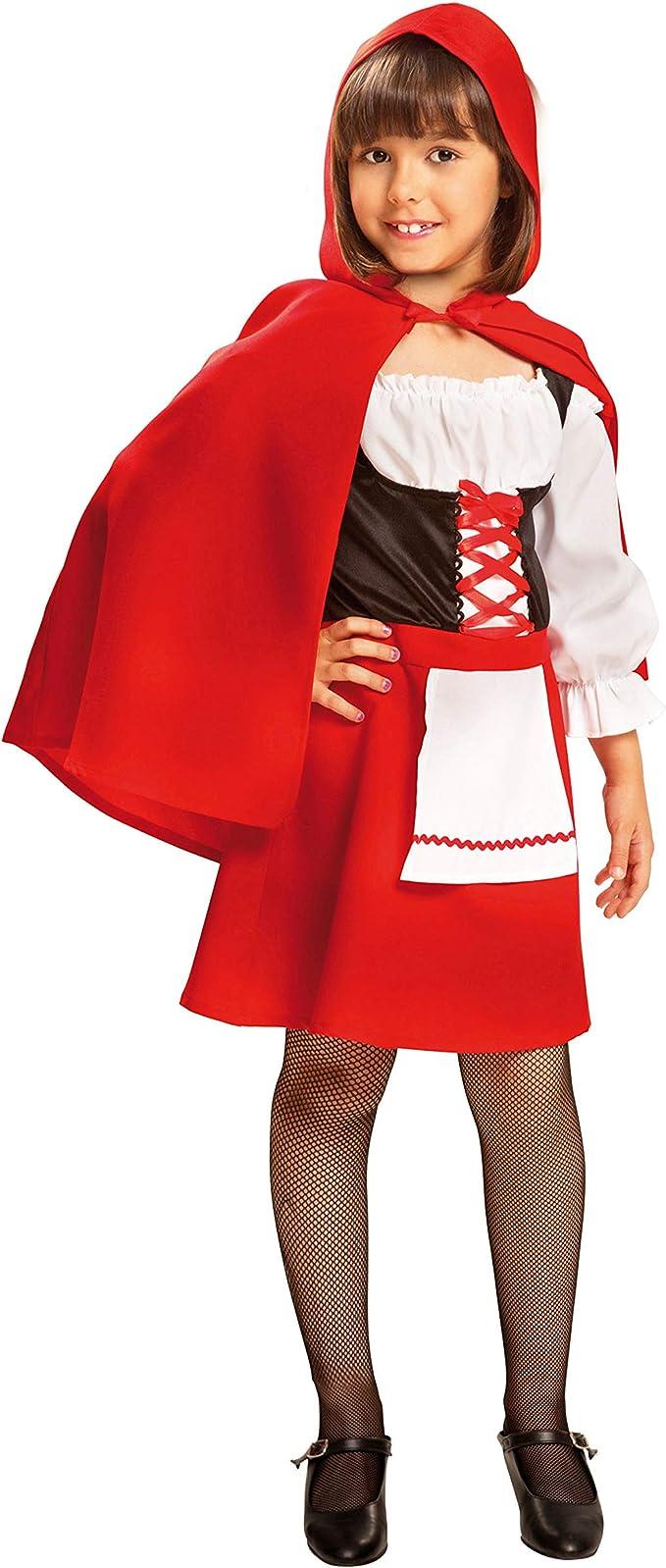 My Other Me Me-200696 Disfraz de Caperucita para niña, 10-12 años ...