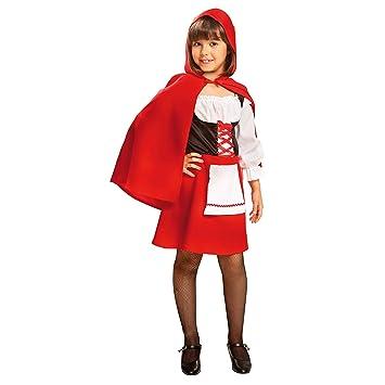 My Other Me Me-200694 Disfraz de Caperucita para niña, 5-6 años ...