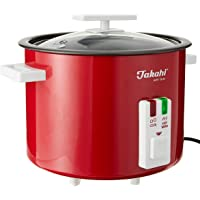 Takahi 10-cup Electric Rice Cooker 1.8-Litre, Red