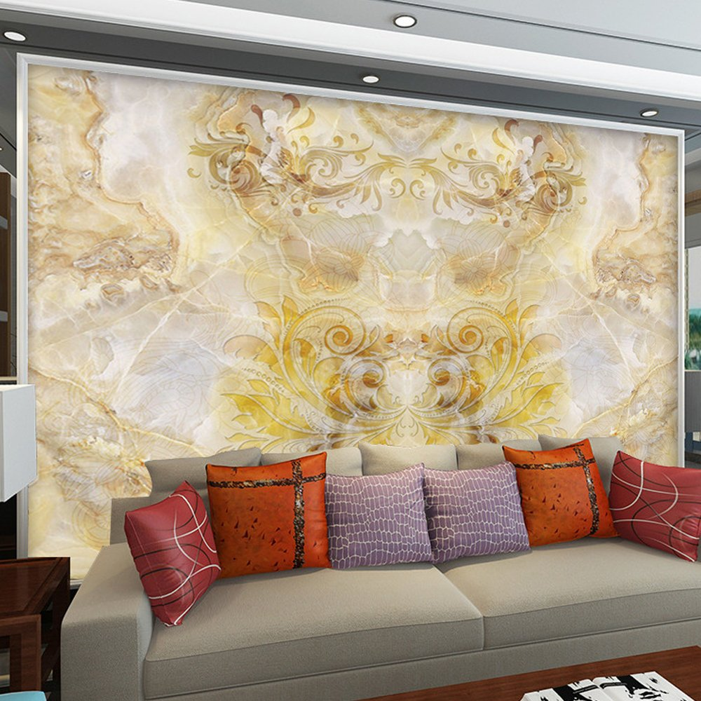 Advanced 3D Photo Wall Murals Non-woven Wallpaper Classical Luxury ...
