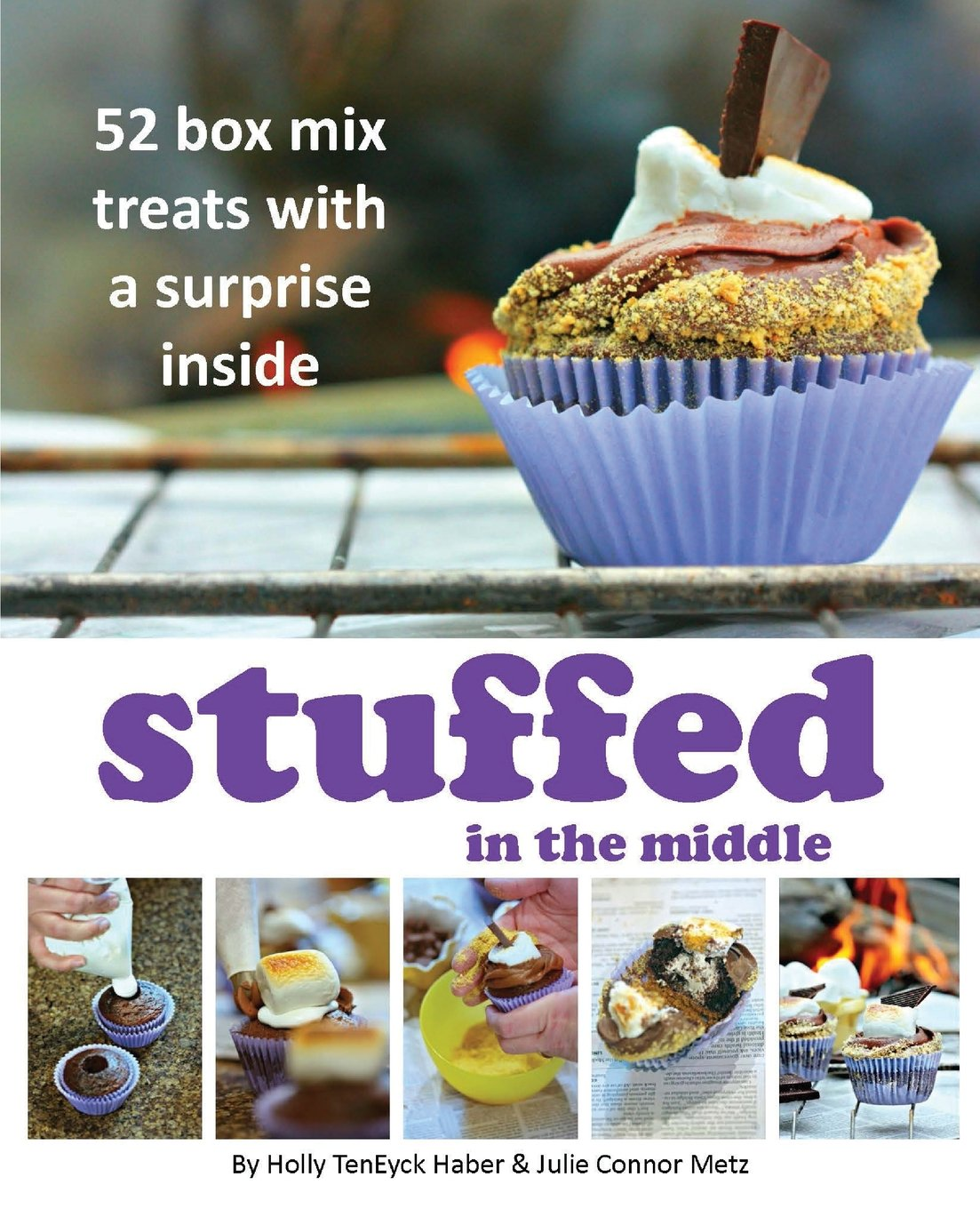 Stuffed in the Middle: 52 Box Mix Treats with a Surprise Inside PDF