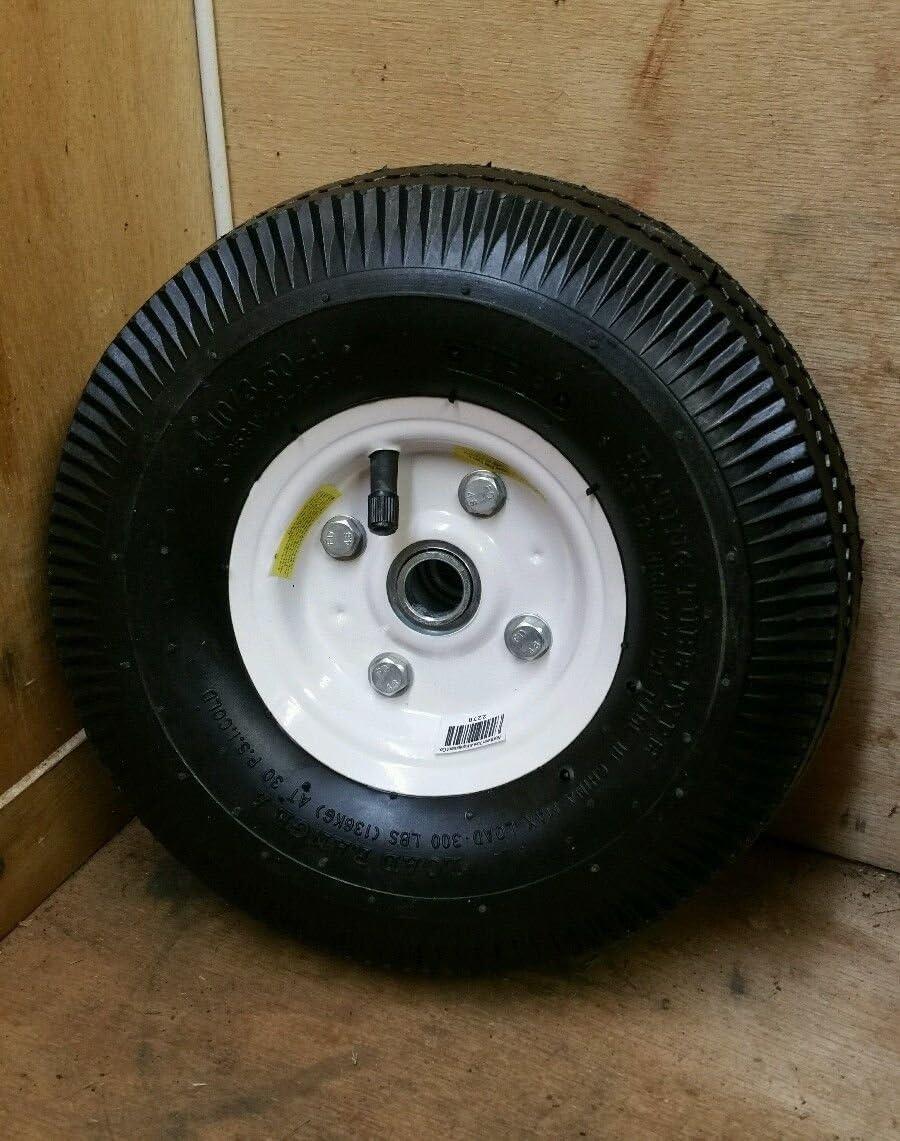 105-3471 TOR OEM Toro TimeCutter Front Wheel Tire 4.10//3.50-4