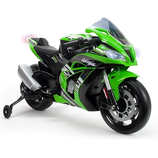 INJUSA - Moto Racing Aprilia a Batería 12V Licenciada con ...