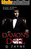 Damon's Doll (Billionaire Dark Obsession Book 1)