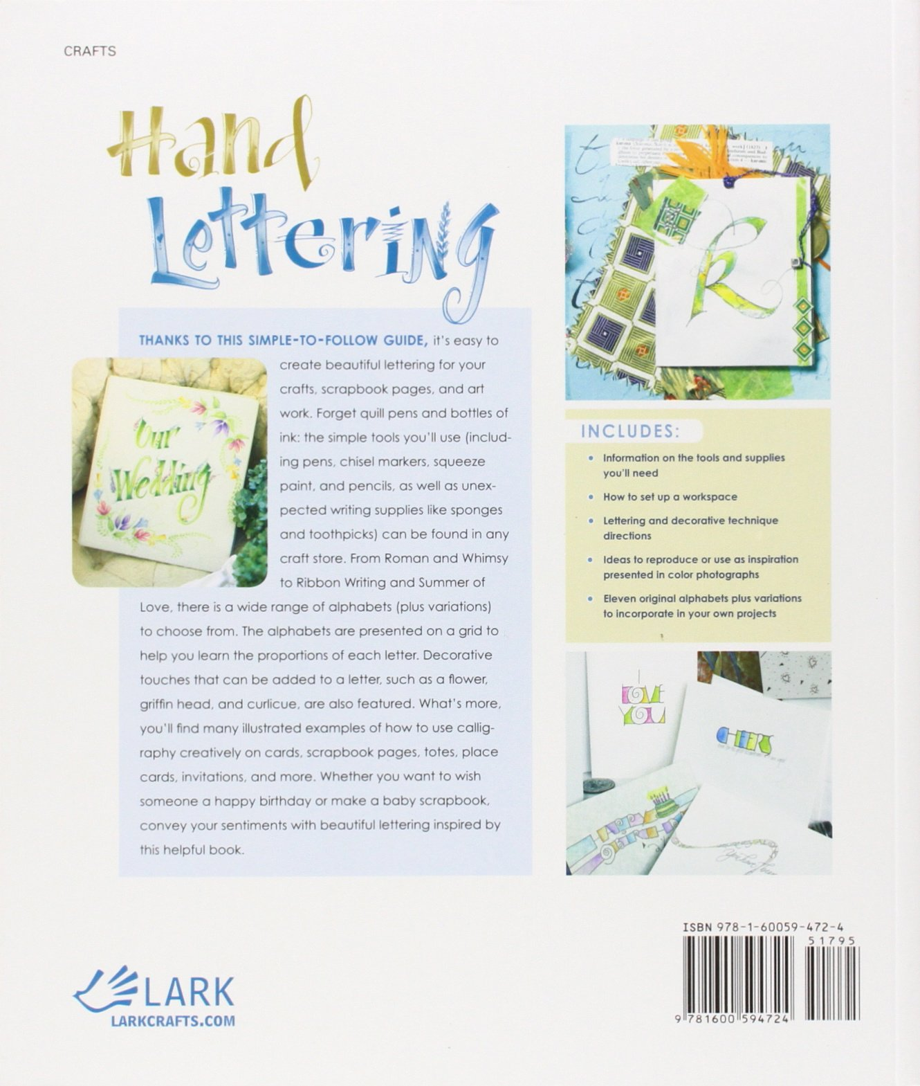 Hand Lettering Simple Creative Styles For Cards Scrapbooks More Marci Donley DeAnn Singh Inc Prolific Impressions 9781600594724 Amazon Books