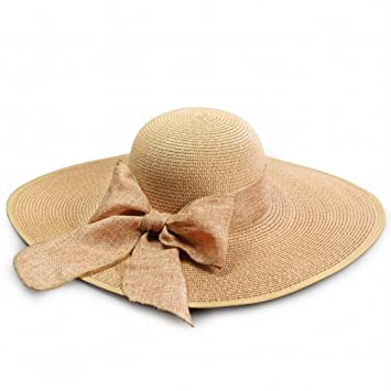 WCZ Sombrero Mujer Verano Marea Salvaje Playa Bronceador Salida del Sol  Salida del Sol Sol Playa Sombrero Sombrero Sombrero 0a1d3519fdfa