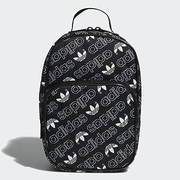 Amazon.com  adidas Originals Santiago Lunch Bag, Black, One Size  Sports    Outdoors 777c947079