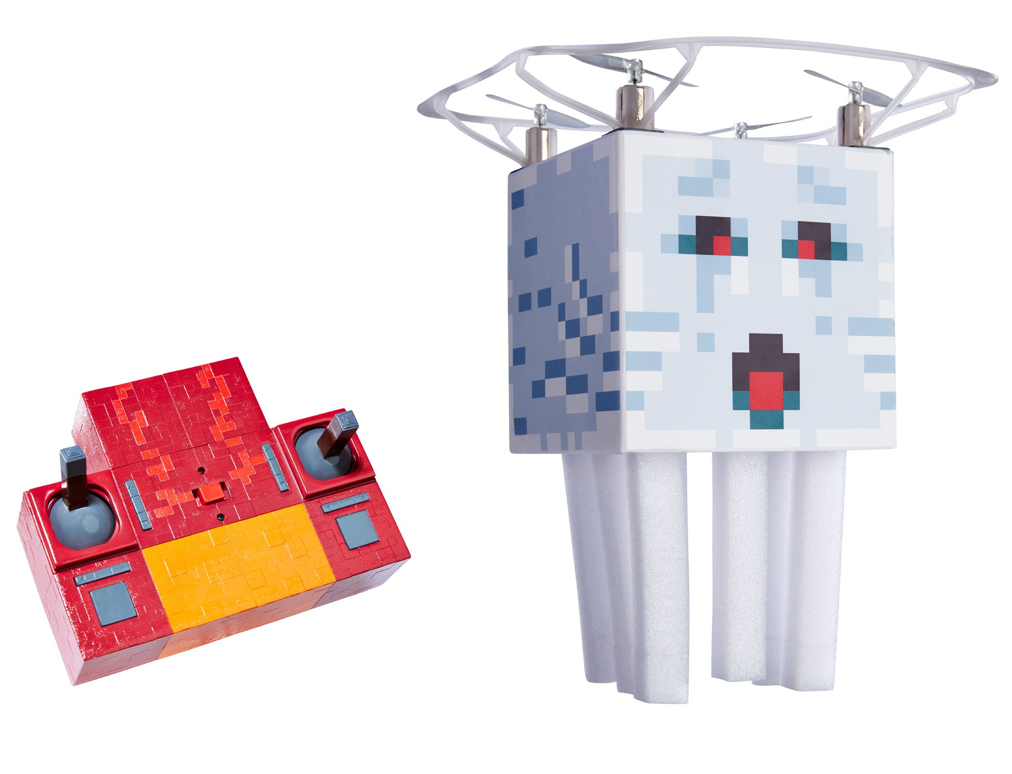 Minecraft RC Flying Ghast by Mattel (Image #1)