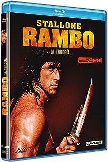 Rocky - La Collezione Completa 6 Blu-Ray Italia Blu-ray: Amazon.es: vari, vari, vari: Cine y Series TV