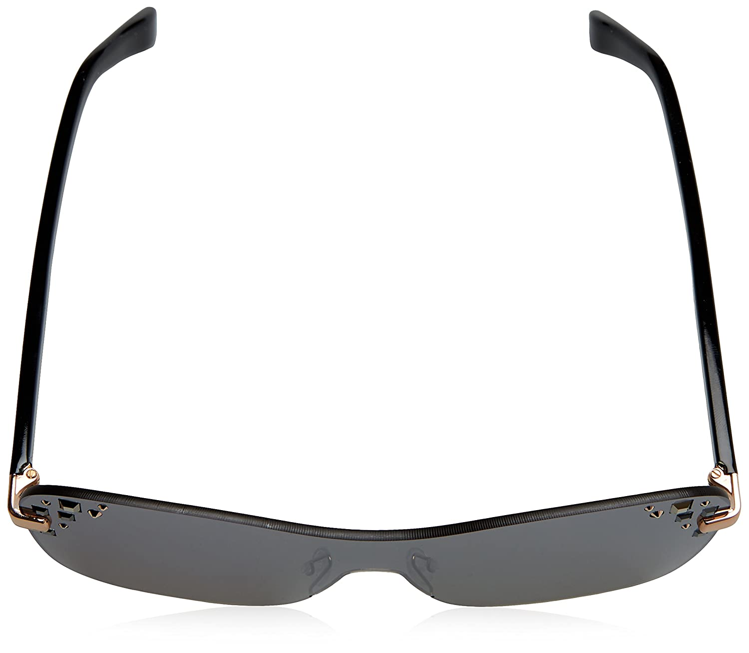 e9d9873d125 Jimmy Choo MASK S SRFU4 (Black with Grey with Mirror effect lenses) at  Amazon Men s Clothing store
