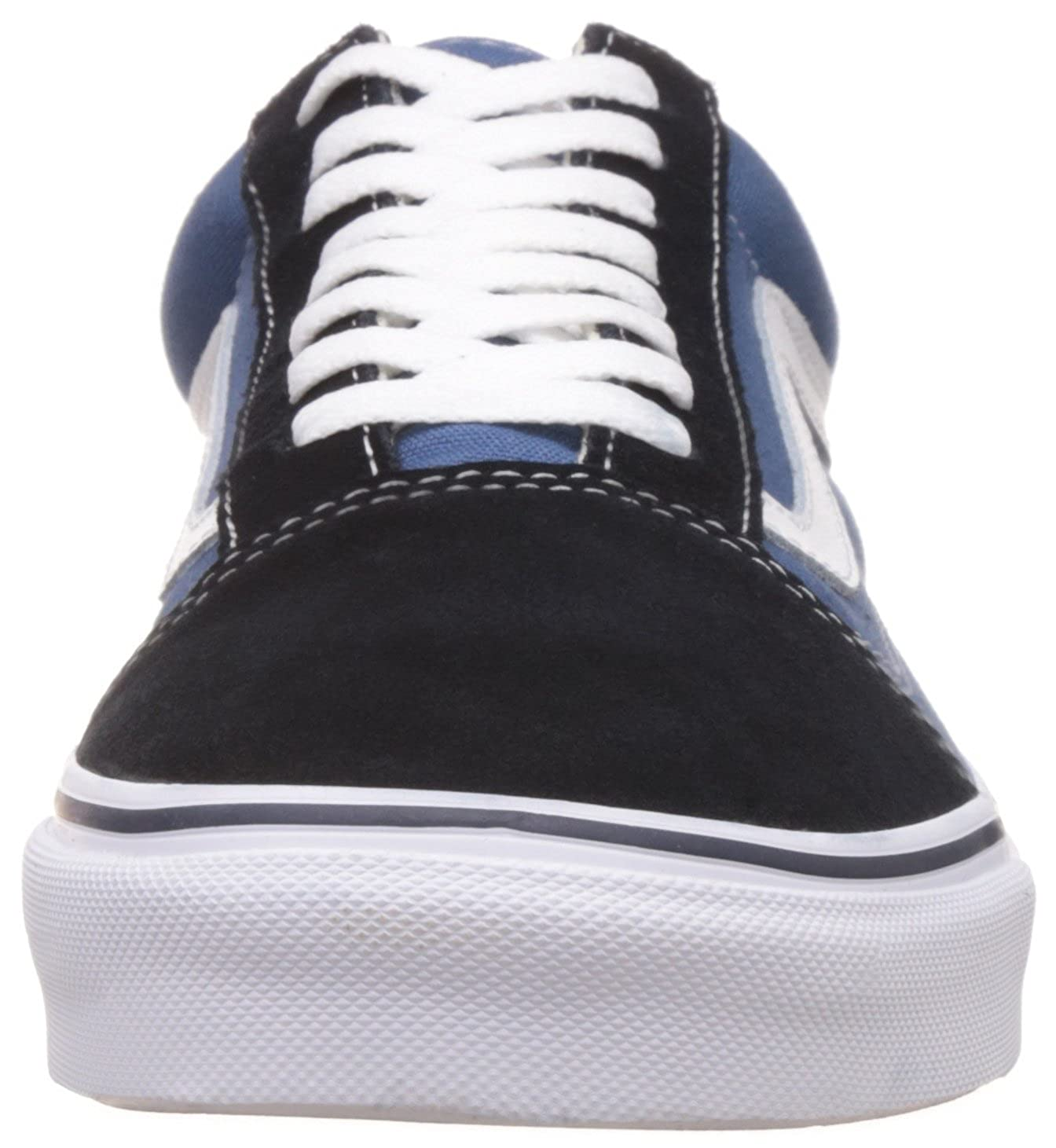 e3b5cb09fb Vans Unisex Old Skool Leather Sneakers  Buy Online at Low Prices in India -  Amazon.in