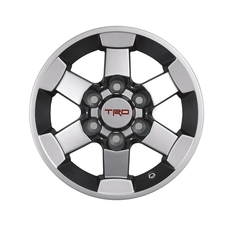 itm tacoma s new wheels gray alloy prerunner matte rims toyota sema oem set pro ebay trd