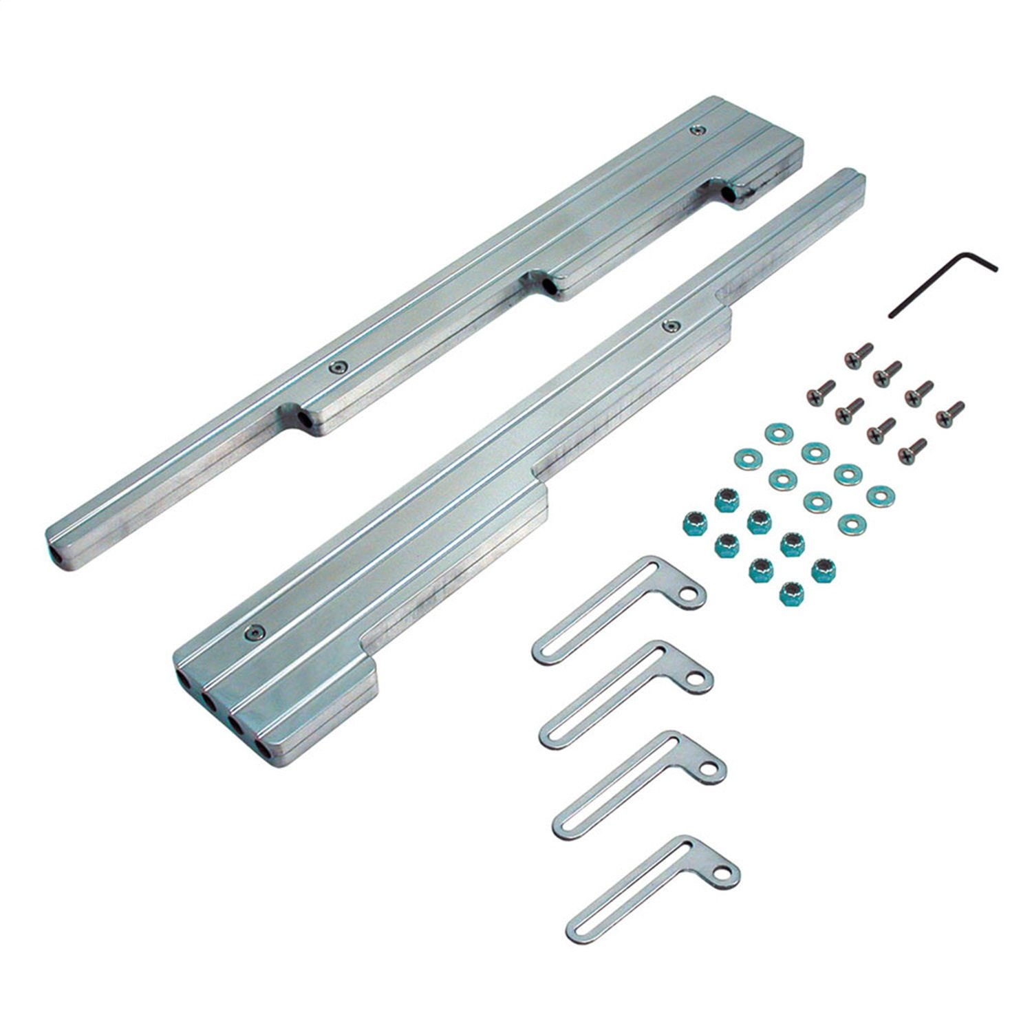 Spectre Performance 4902 Ball Milled Billet Style Wire Loom