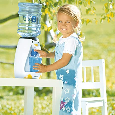 Jocca Dispensador de agua infantil Pingüino