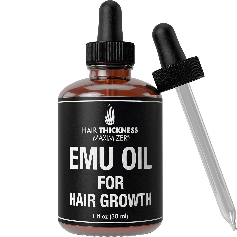 Emu oil for male pattern baldness