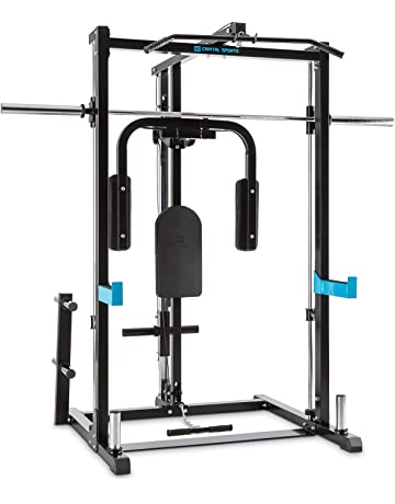 Capital Sports - Aparato de musculación Half Rack inclusor