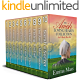 A Loving Hearts Collection: (10 Book Box Set)