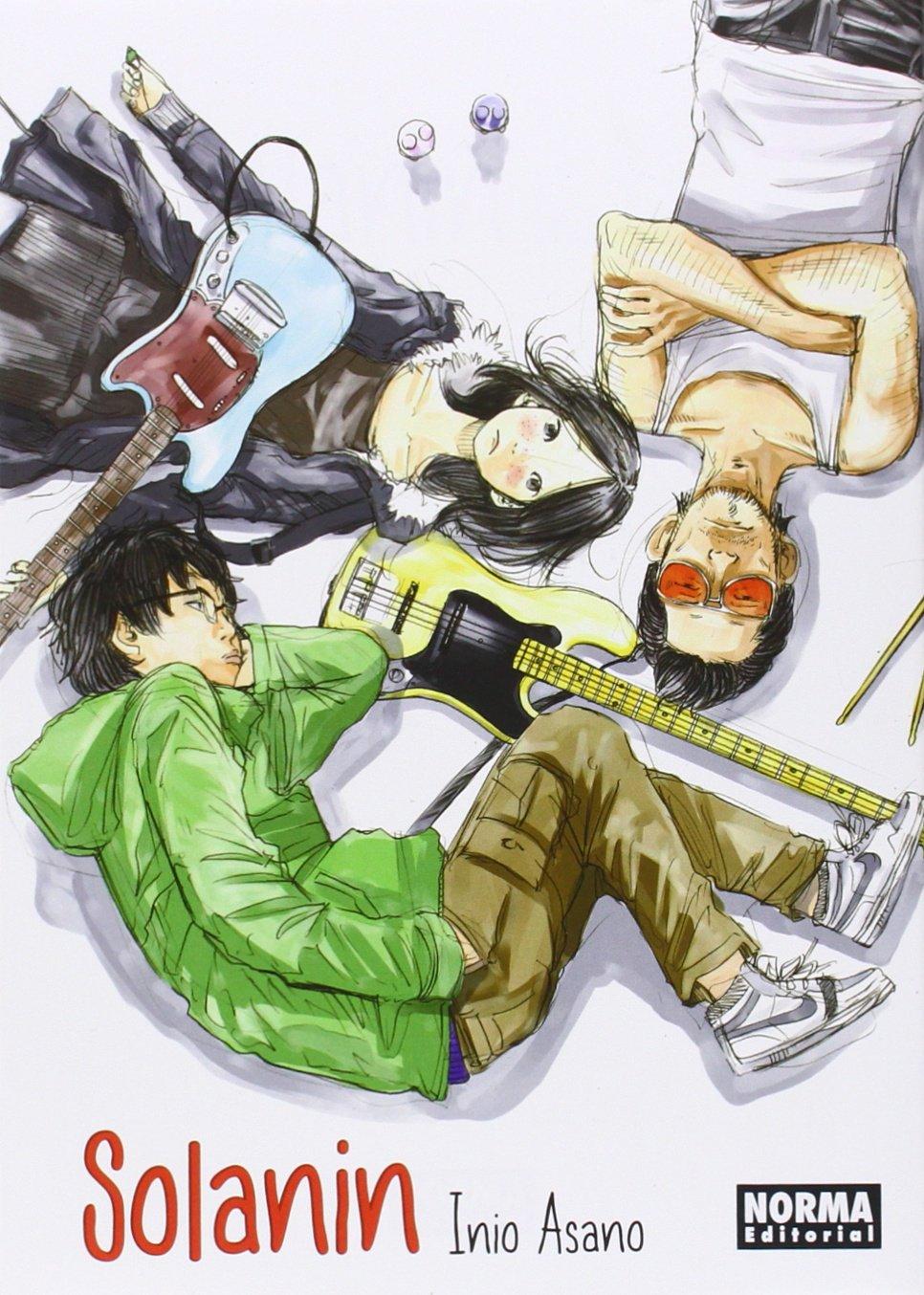 Solanin (Manga (norma)) Tapa blanda – 30 oct 2014 Inio Asano Norma Editorial 8467917369 Graphic novels: Manga