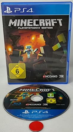 Minecraft Playstation Edition Amazonde Games - Minecraft bedwars spielen ps4