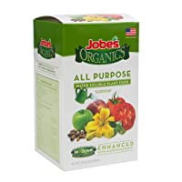 Deals on Jobe's Organics 08252 Plant Food Mix with Biozome, 20 oz