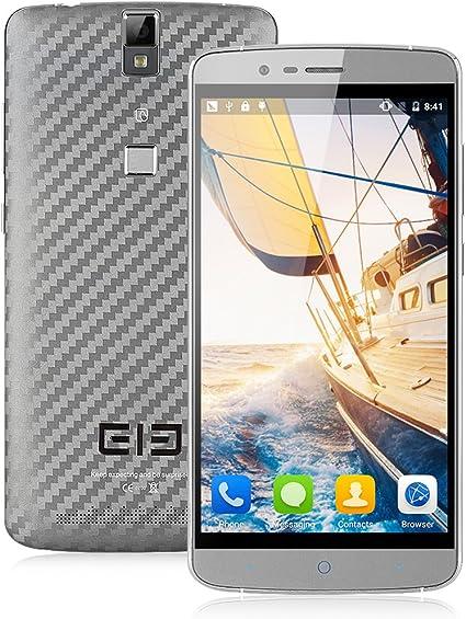 Smartphone 4G P800 de 5,5 pulgadas de Elephone, IPS FHD Android ...