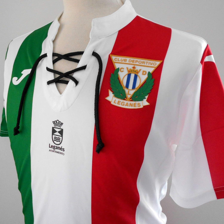 6719d6a6e83 LEGANES CD Official Joma Away Football Shirt 2018-2019: Amazon.co.uk:  Sports & Outdoors