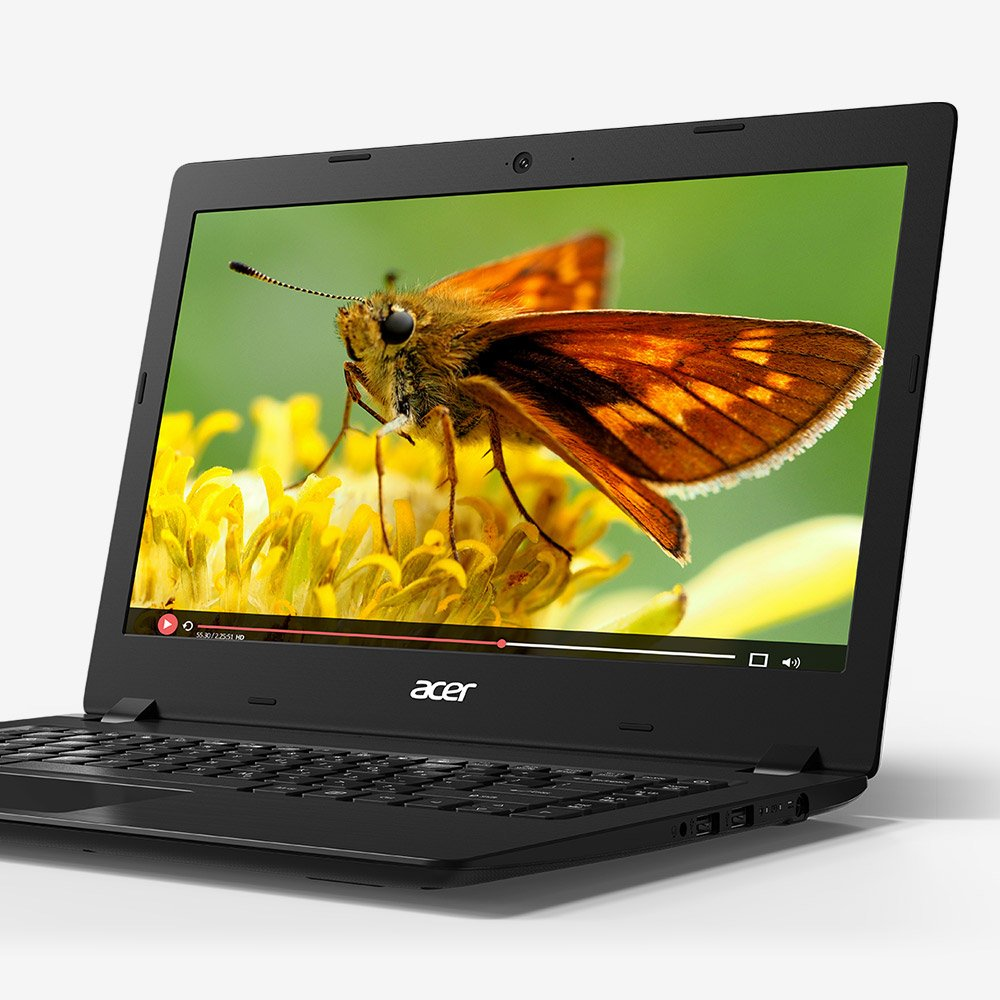 Acer Aspire 1 A114-32-C1YA, 14'' Full HD, Intel Celeron N4000, 4GB DDR4, 64GB eMMC, Office 365 Personal, Windows 10 Home in S mode by Acer (Image #2)