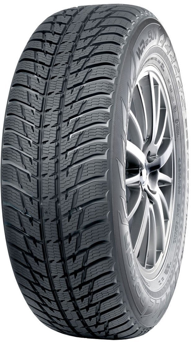 All Weather Tire >> 255 65 17 Nokian Wrg3 Suv All Season Tire 600aa 114h 2556517