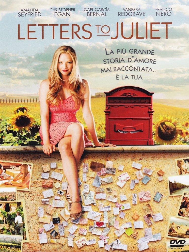 Letters To Juliet [Italia] [DVD]: Amazon.es: Gael Garcia ...