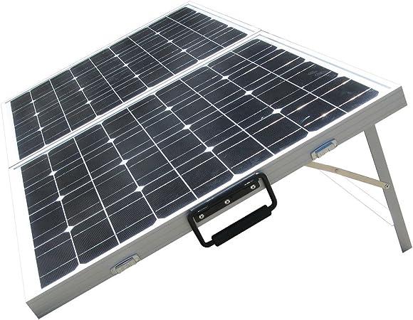 2 x 50 W Solarmodul 12V Solarpanel Solarzelle monokristallin für Camping Garten