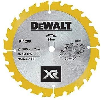 Dewalt construction circular saw blade 165 x 20 24 teeth dt1209 qz dewalt construction circular saw blade 165 x 20 24 teeth dt1209 qz keyboard keysfo Image collections