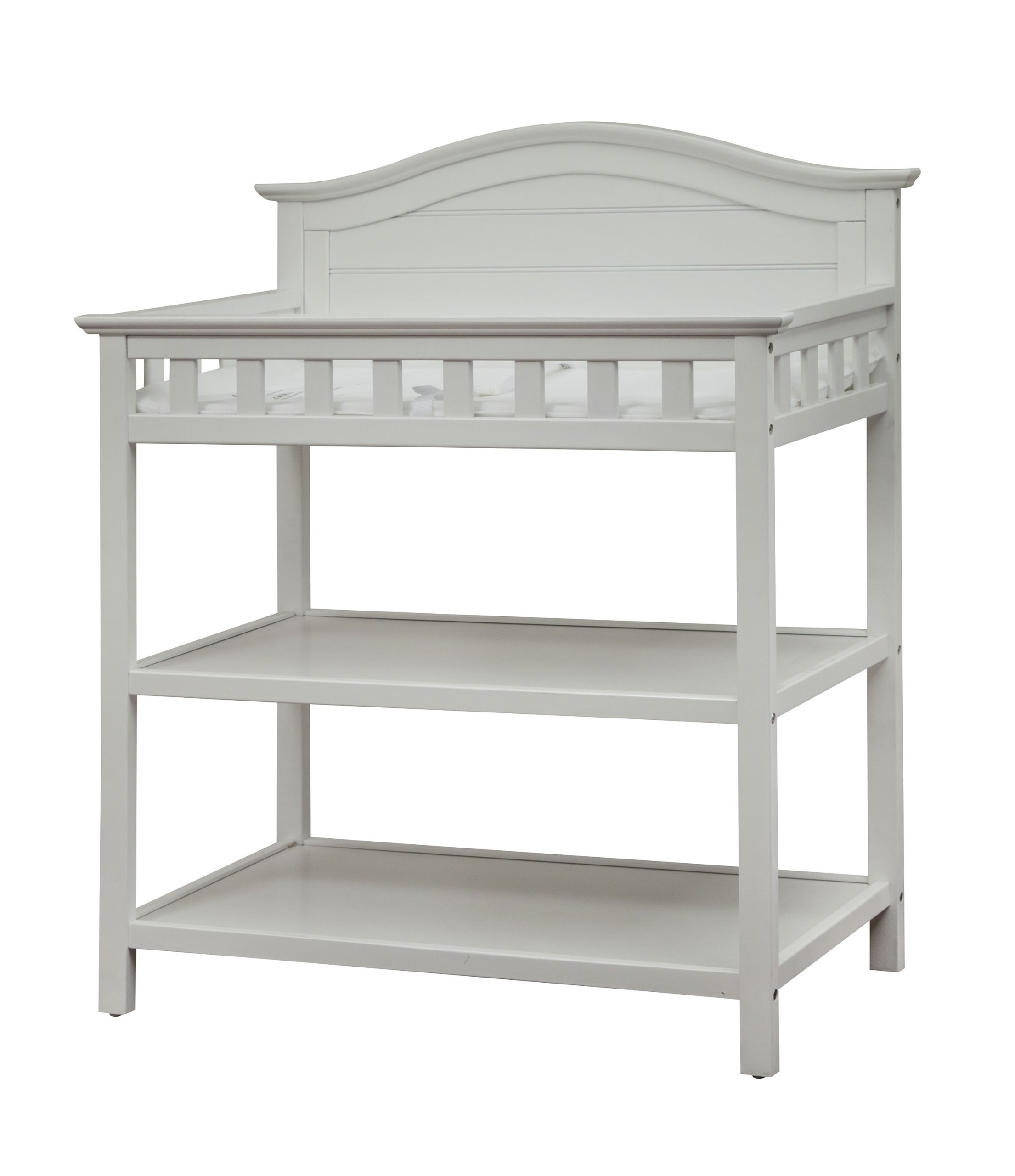 Thomasville Kids Southern Dunes Dressing Table with Pad, White
