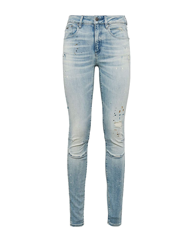 G-STAR RAW Damen Biwes High Waist Skinny Jeans