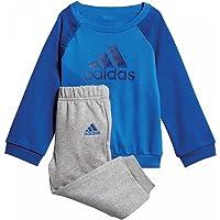 adidas Unisex Baby Logo Jogger Fleece Trainingsanzug