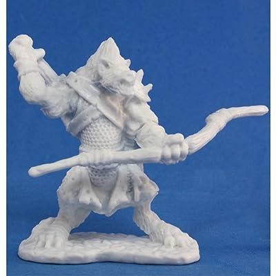 Reaper Blacktongue, Gnoll Archer (1) Miniature: Toys & Games