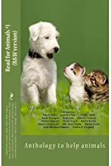 Read for Animals #1 (B&W version): Anthology to help animals (B&W version) Paperback