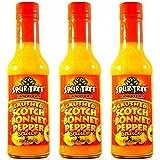 Spur Tree Jamaican Scotch Bonnet Pepper Sauce- Ounce (3 Pack)