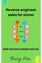 Reverse engineer sales for stores Kindle Edition