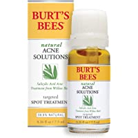 Burt's Bees Natural Acne Solutions Targeted Spot Treatment for Oily Skin (0.26 Ounces)
