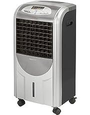 Top Shop Newteck Bio-climatiseur portable chaud – froid, avec fonction purificateur d'air, humidificateur, commande à distance et 3 vitesses