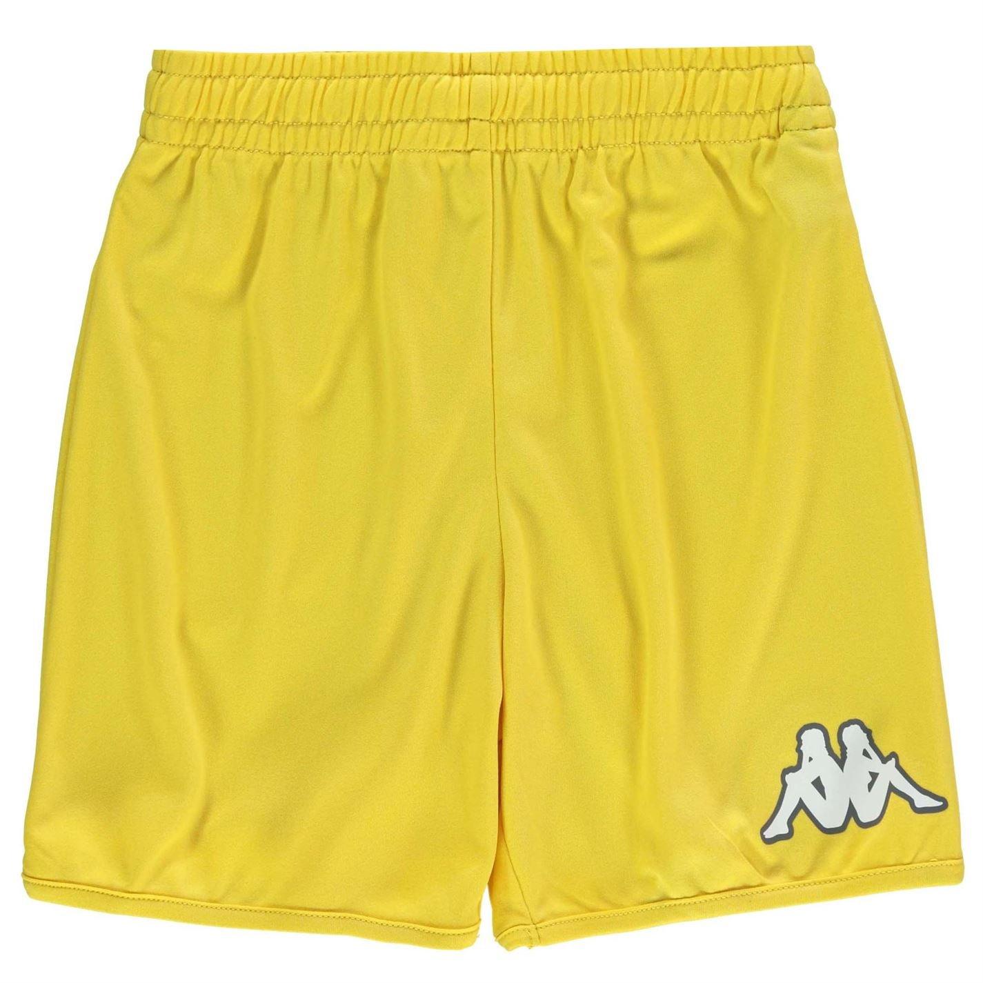 Kappa Kids Lugo Shorts Pants Bottoms Boys Tie Fastenings