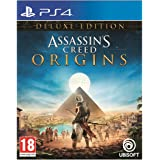 Assassin's Creed: Origins - Deluxe Edition (PlayStation 4)