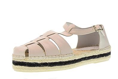 ae62eb36bc42 LAGOA JUNIOR Shoes Woman Closed Sandal Valencia Junior Lurex Rainbow B.N.B.  White Size 35 White