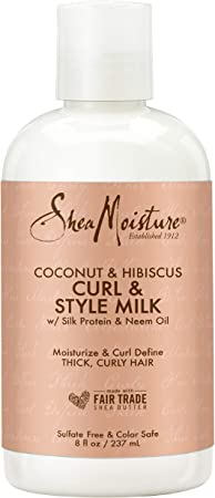 SheaMoisture Curl and Style M 8 oz