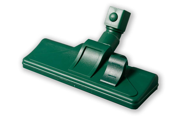 Boquilla con cepillo para aspiradora adecuado para Vorwerk Kobold 118, 119, 120, 121, 122 y Vorwerk Tiger 250, 251 ideal para alfombras eVendix parqu/é baldosas con cresta sobresaliente