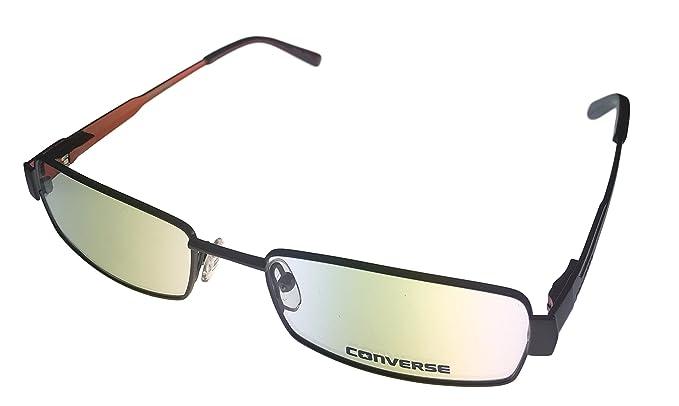 Amazon.com: Converse Rx Eyeglasses - Envision Gunmetal (53/18/135 ...