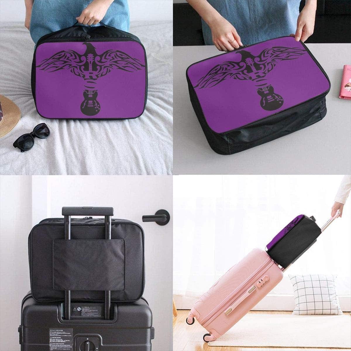 CGWIG Rick Springfield Travel Duffel Bag Waterproof Fashion Lightweight Large Capacity Portable Luggage Bag One Size