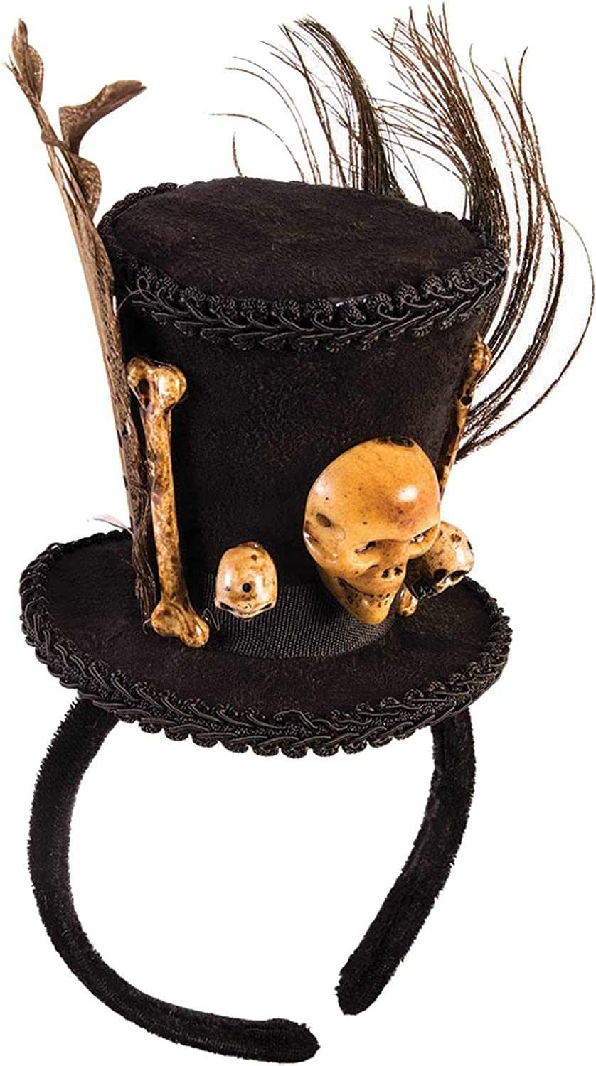 Forum Novelties Voodoo Mini Top Hat-
